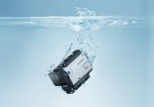 Nie wieder verwackelte Aufnahmen: Die neue FDR-X3000R Action Cam von Sony ist ab sofort in Österreich erhältlich