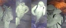 CCTV images released in connection with robbery investigation – Oxford