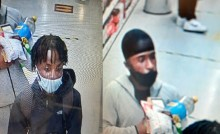 Appeal to identify two males after teenager robbed in Lewisham