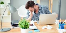 Gesund im Job: So trotzen Sie der Grippewelle