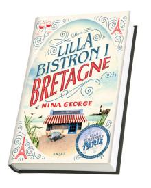 Nu kommer uppföljaren till Den lilla bokhandeln i Paris!