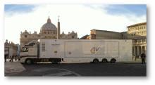 La TV Vaticana sceglie l'Alta Definizione
