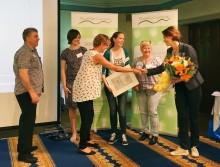 Uppsala Kommun och Vellinge Kommun vinner Ekobrödspriset 2017