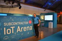 Subcontractor IoT Arena syr ihop en helhet
