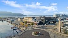 Månedens bygg november 2016: Rom Eiendom – Trapphuset ved Trondheim stasjon