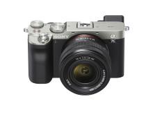 Компактная полнокадровая камера Alpha 7C