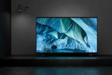 Primele televizoare 8K de la Sony vor fi disponibile în magazine din luna iunie