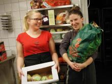 Första studentnationen KRAV-certifierar sin restaurang