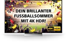Toooor – Begeisterung pur mit den Premium 4K HDR Fernsehern von Sony