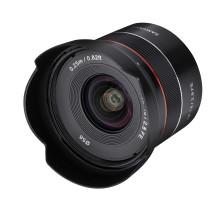 Samyang bringt kompaktes AF 18 mm F2,8 Weitwinkel-Vollformatobjektiv für Sony E Mount