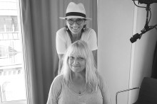 "Sussie Eriksson gästar Katrin Sundbergs podcast ""Mina roliga kompisar""!"