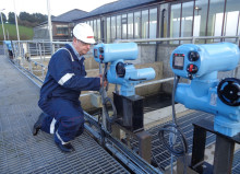 Irish Water chooses Rotork for penstock upgrade