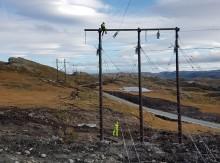 Nettilkobling til Hitra 2 vindpark leveres av trønderske LinjePartner og GrunnPartner