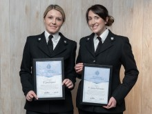 Heroic officers awarded in Brighton and Hove