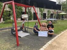 Restcent-Aktion: Schnellecke-Belegschaft unterstützt erneut das Leipziger Kinderhospiz Bärenherz