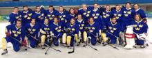Tre Uppsalastudenter till Vinteruniversiaden i Granada – studentidrottens motsvarighet till ett olympiskt spel