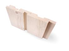 Sveriges första patent för träpanel på fasad