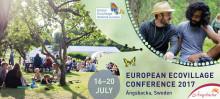 Senaste nytt inom hållbar livsstil: European Ecovillage Conference till Sverige!  Keynote speakers Charles Eisenstein och Helena Norberg-Hodge.