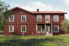 Nu säljstartar BoKlok 52 lägenheter i Mariefred