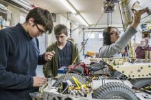 Inschrijvingen voor technologiestudies stijgen niet verder