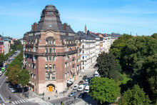Humlegården Fastigheter AB (publ) breddar ägandet genom riktad nyemission