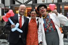 Am 7. Mai verdoppelt die Stadtsparkasse München Ihre Spenden.