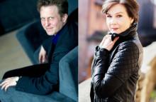 Mats, Anna och symfoniorkestern på miniturné