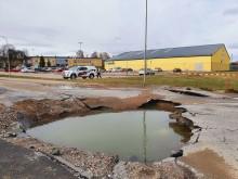 Senaste nytt om vattenläckan i Upplands-Bro