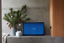 Samsung Serif TV: Et designmøbel under juletræet
