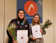 Gävle students won Swedish Championships in Social Work