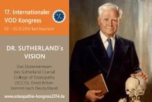 17. Internationaler Osteopathie-Kongress in Bad Nauheim