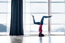 Yogafestival lockar med lugn i fjällen