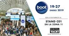 Digital Yacht  exhibirá en Boot 2019 con nuevos productos - Stand C01 Zona 11