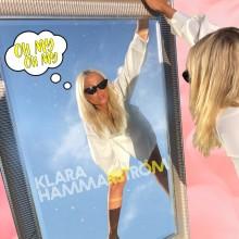 """Klara Hammarström följer upp sin radioetta och släpper idag den somrig poplåten """"Oh My Oh My"""""""