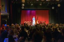 Premiär för årets första lunchteater i Halmstad