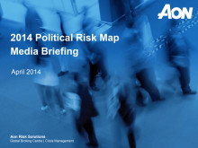 2014 Political Risk Map Findings - Media briefing
