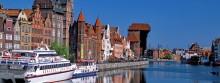 Airtours börjar med resor till Gdansk