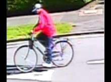 CCTV image released following burglary - Reading