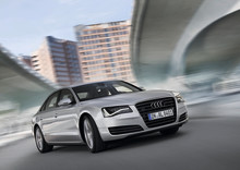 Gyllene Ratten till Audi A1 och Audi A8
