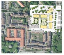 Ett helt nytt bostadskvarter på Väster i Lund