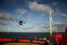 Nyt koncept forlænger Enecos sæson til vingeinspektion og reparationer
