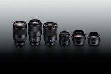 L'imbarazzo della scelta: la famiglia di obiettivi α ad attacco E di Sony si arricchisce di quattro nuovi modelli full frame e di due convertitori full frame