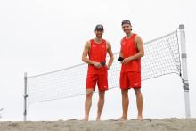 Samsung Norge innleder samarbeid med verdens beste sandvolleyballspillere