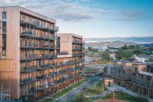 Sveriges enda typgodkända träpanel med vattenfasta brandegenskaper.