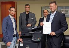 Landkreis Barnim spart 8 Tonnen CO2 ein
