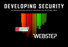 Kompetenshelg: Developing Security with Siren Hofvander