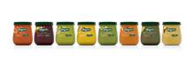 Uusi värikäs valikoima lastenruokia Organixilta