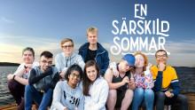 Unga provar vuxenliv på idyllisk skärgårdsö i UR:s nya realityserie – En särskild sommar