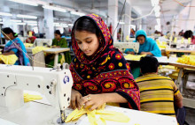 Tech and Sustainability Collide in the mapping of Bangladeshi garment supply chain.