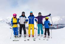 """""""Skeacher"""", der Skilehrer für Spontane"""
